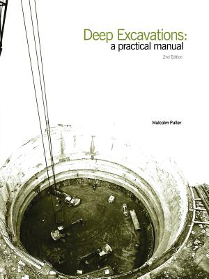 Thomas Telford Deep Excavations: A Practical Manual 2nd Edition by Puller, M. [Paperback] at Sears.com
